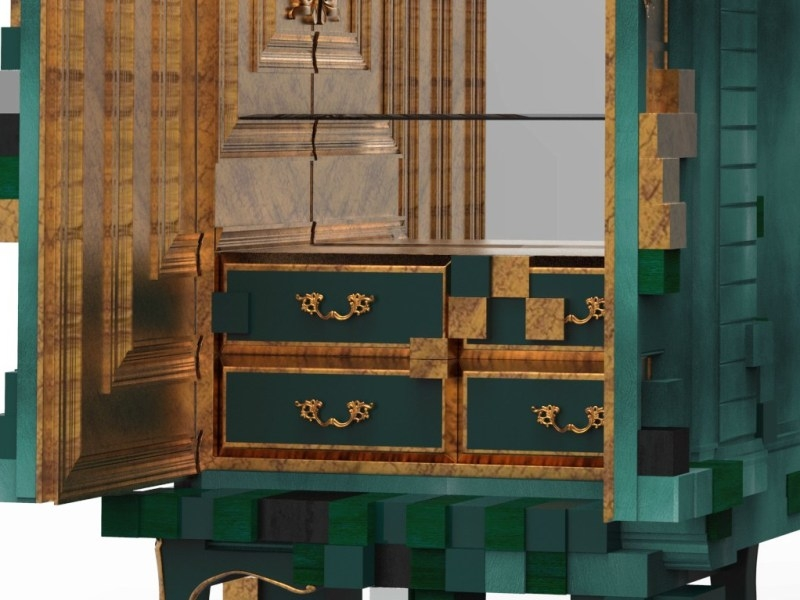 Schön PICCADILLY Cupboard Storage Cabinet Buffet From BOCA DO LOBO (Limited  Edition Collection) 12
