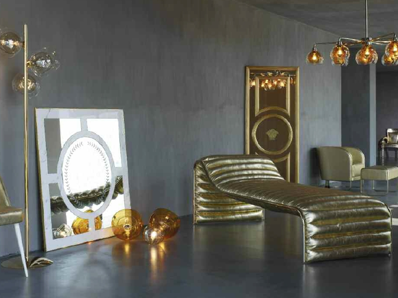 Bubble Collection Sofas Armchairs Stools Poufs Chaise Longues Loungers Daybeds From Versace