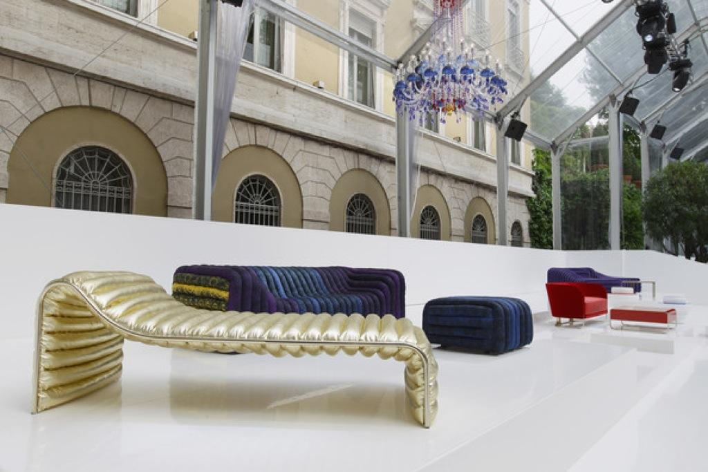 awesome bubble sofa von versace ideas - globexusa - globexusa, Wohnzimmer dekoo