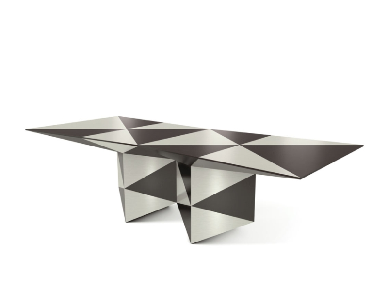 Arlequin Collection Dining Table Cabinet By Pietro