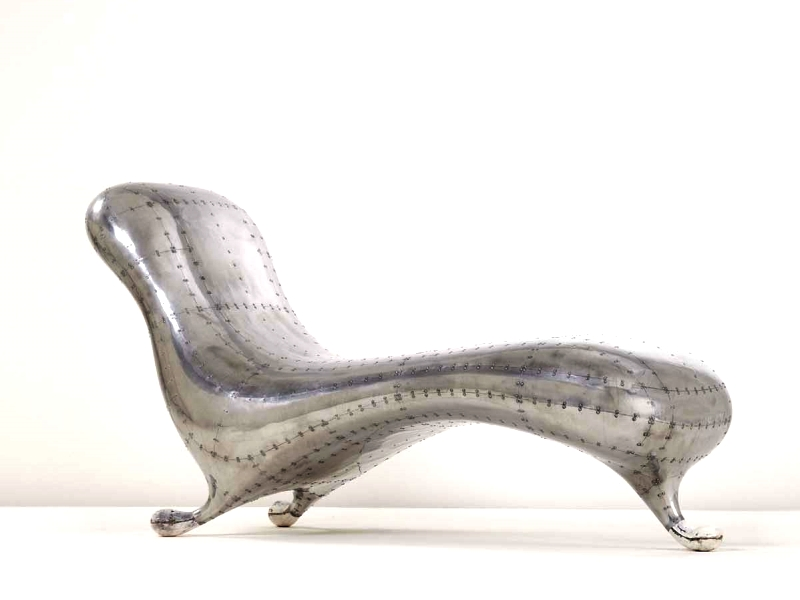 Chaise Lc1 lc1 chaise lounge-lounger-daybedmarc newson (1985 edition