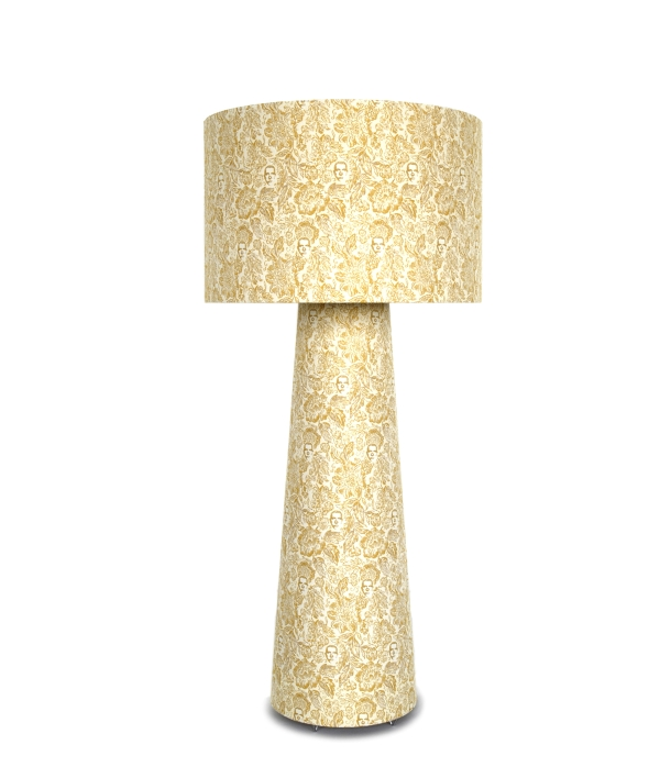 big shadow special floor lamp by marcel wanders for his 39 personal collection 39 4 design fair com. Black Bedroom Furniture Sets. Home Design Ideas